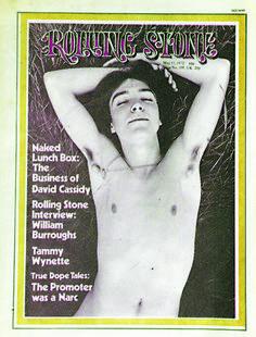 David Cassidy | May 11, 1972