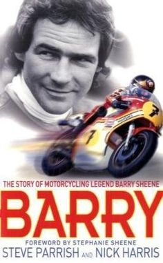 "Read ""Barry The Story of Motorcycling Legend, Barry Sheene"" by Steve Parrish available from Rakuten Kobo. This is the remarkable story of Barry Sheene, the cheeky cockney boy who grew up to become a sporting legend. Motorcycle Racers, Classy Cars, Old Bikes, Road Racing, Racing Bike, Book Projects, Barry Sheene, Motogp News, Champion"