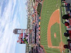 Phillies stadium, Philadelphia, PA-Got to see my Giants beat the Phillies here! Great game