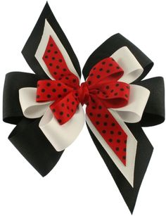 Triple Pom-Pom Special Cheer Bow