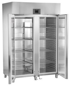 Liebherr GKPv 1490 GN 2/1 Edelstahl Gastro-Kühlschrank Lockers, Locker Storage, Cabinet, Furniture, Home Decor, Fine Dining, Stainless Steel Paint, Energy Consumption, Cleaning