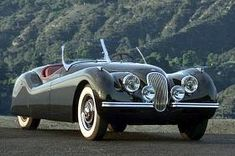 1948 Jaguar XK 120 SE Roadster