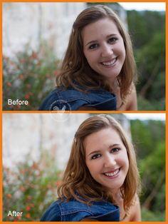correcting exposure and lighting in Lightroom