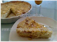 Tarte de Atum e Cebola Portuguese Recipes, Portuguese Food, Apple Pie, Quiche, French Toast, Sandwiches, Yummy Food, Dishes, Breakfast