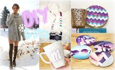 Loving all these cute girly diy ideas! : D  <3 Image from https://i.ytimg.com/vi/5kkgor_L-Io/maxresdefault.jpg.