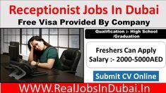Receptionist Jobs In Dubai - UAE Dubai Hotel, Dubai Uae, Dubai Work Visa, Airline Jobs, Receptionist Jobs, Amazon Work From Home, Amazon Jobs, Cv Online