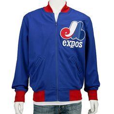 Montreal Expos Jacket - http://shop.mlb.com/product/index.jsp?productId=1790394