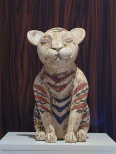 #керамика #творчество #искусство #handmade #ручнаяработа #хэндмэйд #ceramic #ceramics #handcraft #creation #art #tiger #тигр #Челябинск #Chelyabinsk