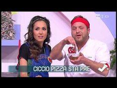Detto Fatto - Ciccio ci insegna a fare la pizza di scarola 03/01/2014 - YouTube