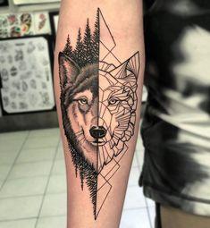 24 Images Of Wolf Tattoos  ▷ what does a wolf tattoo mean 832 1136 baybayin alibata geometric tattoos geometrictattoos beautiful white wolf tattoo designs – yiwen eye t. Wolf Tattoos Men, Line Tattoos, Body Art Tattoos, Tattoos For Guys, Tattoos For Women, Circle Tattoos, Owl Tattoos, Butterfly Tattoos, Sunflower Tattoos