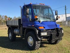 Learn more about Endlessly Versatile: 2004 Mercedes-Benz Unimog U500 in Georgia on Bring a Trailer, the home of the best vintage and classic cars online.