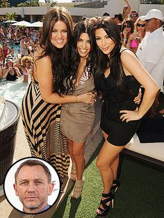 """""""We've been in your living room. We were at your birth. You filmed it for us and showed us the placenta and now you want some privacy?""""  – Daniel Craig, ripping into reality stars like the Kardashians, to British GQ  ...gotta say... he's kinda right. :)"""