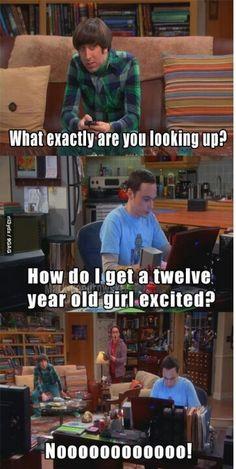 Ahhh Sheldon
