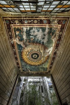 urban decay abandoned mansions | When history meets decay by *AbandonedZone on deviantART