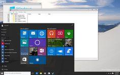 Windows 10 build 10056 screenshots leaked, full build may follow #Windows10 #leak #Microsoft