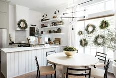 A Beautiful Natural Holiday Home Filled With Greenery - The Nordroom