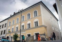 Even Austria's far right wants to demolish Hitler's birthplace