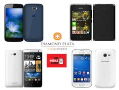 Your phone speaks a lot...about you! Latest models! Great prices! Get to #DiamondPlaza This is where all the action is happening.