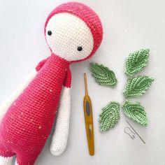 Die 39 Besten Bilder Von Häkel Puppen Crochet Dolls Crocheted