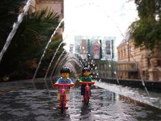 Lego Man Travel Pics | Break.com