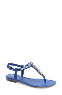 7f65129adbc6c4 Isolá  Monica  Crystal Embellished Sandal (Women) available at  Nordstrom  Verzierte Sandalen
