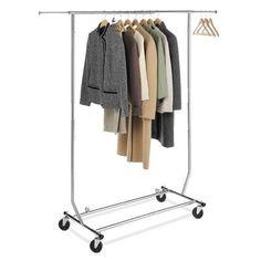 Commercial Garment Rack Rollin - Whitmor - 6339-1938