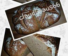 Rezept Oberhausener Kumpelkruste .... würzig saftiges Roggenmischbrot von claudimaus1266 - Rezept der Kategorie Brot & Brötchen