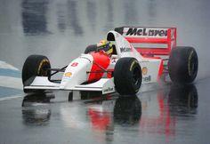 Marlboro McLaren MP4/8 - 1993
