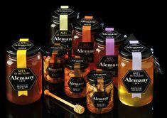 alemany_coleccio2 Jack Daniels Whiskey, Whiskey Bottle, Honey, Food, Marmalade, Essen, Meals, Yemek, Eten