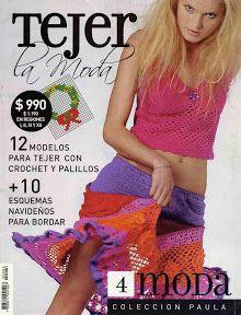 Tejer La Moda 4 - Verano 2005 - Alejandra Franco-Tejedora - Álbumes web de Picasa