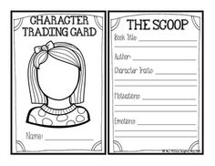an introduction to character traits character trait reading