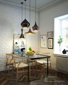 lampada sospensione design tavolo - Cerca con Google