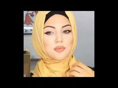 Turban Tutorial, Hijab Style Tutorial, Making Scarves, How To Wear Scarves, Mode Hijab, Hijab 2017, Scarf Updo, Scarf Packaging, Hijab Gown