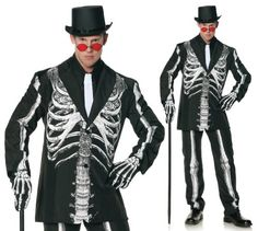 Underwraps Mens Day of the Dead Skeleton Suit Halloween Costume 2XL Costumelicious, http://www.amazon.com/dp/B00F3KOVES/?tag=pinterest0e50-20