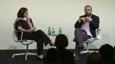 Art Salon | Artist Talk | Walead Beshty by Art Basel. Walead Beshty, Artist, Los Angeles