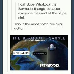 Pretty much. But no, because I loathe Supernatural. Can't we just have a WhoLock line? :D