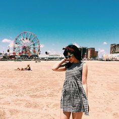 Coney Island queen