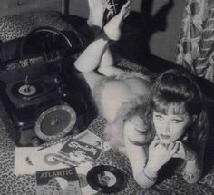 Poison Ivy... the cramps