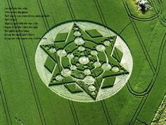 Crop Circles by RavenousTeenager
