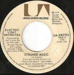 "Electric light orchestra ""strange magic"""