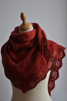 KNIT: Pattern - Anneleterme's Shaelyn In Malabrigo Worsted (Paid)