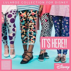 """We are so excited for the new LulaRoe Disney collection! We are going to be running a contest for """"showing your Disney Roe"""" and specials for your vacation. We have several consultant partners.....post a picture of you in your new Disney wear tagging your consultant and twice a month we'll randomly pick a winner for special Disney prizes. Book a trip with us show your Disney LLR and tag your consultant we'll add autograph books for the children!! (on all package booking with our agency). So…"""