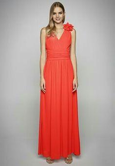 Robe rouge 46