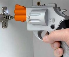 Gun Shaped Screwdriver $40