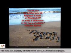 Brighton Center Receive Tribute & Prescription Help by Charles Myrick of ACRX