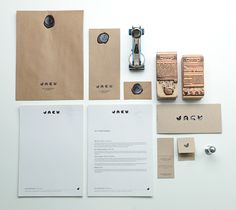 Jacu Coffee Roastery - Visual identity/Branding on Behance