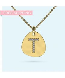 The Diamond Collection shows off the subtlety and charm of these rare gems and will add just the right amount of sparkle to your personalised collection of accessories. Diamond Initial Necklace, Name Necklace, Washer Necklace, Pendant Necklace, Wheel Of Life, Tree Of Life Necklace, Rare Gems, Gift Vouchers, Initials