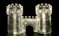 3D printing adds glass to its repertoire