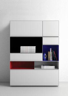 Adhoc Storage by Bruno Fattorini & Partners for Zanotta