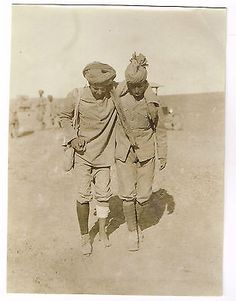 Ww1 press photo #wounded indian soldier mesopotamia #world war one #1914-1918, View more on the LINK: http://www.zeppy.io/product/gb/2/401140206347/
